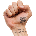 If Humans Had Printed Expiry Dates
