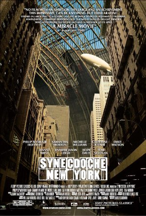 Synecdoche, New York poster